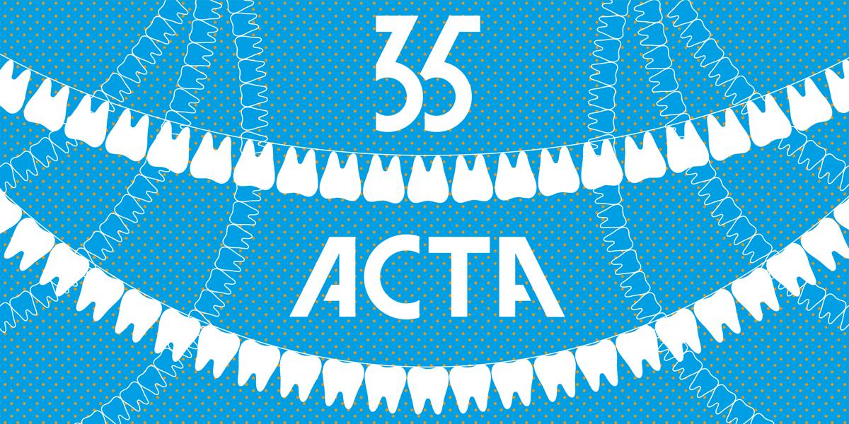 ACTA 35 jaar